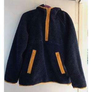 UGG Fleece Jacket Blue M